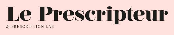 Le Prescripteur by Prescription Lab