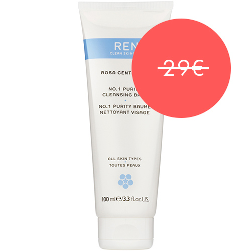 29€- Rosa Centifolia - N°1 Purity baume nettoyant visage